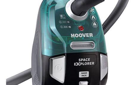 Bezsáčkový vysavač Hoover SL70PET 011 + žehlička zdarma