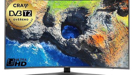 Televize Samsung UE49MU6652 titanium