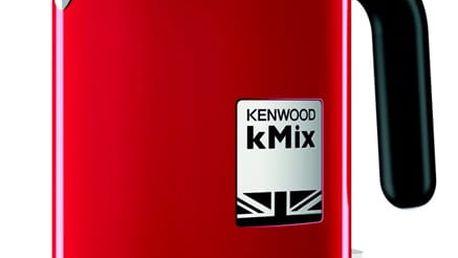Rychlovarná konvice Kenwood kMix ZJX650RD červená