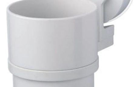 Kelímek na zubní kartáčky bez nutnosti vrtání ZOSO Cup