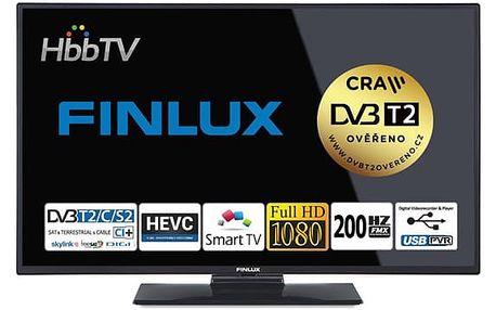 Televize Finlux 43FFA5160 černá