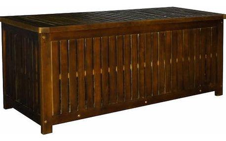 Divero 332 Zahradní box z akátového dřeva