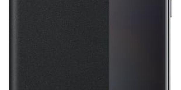 Pouzdro na mobil flipové Huawei Original Smart View pro P20 černé (51992399)