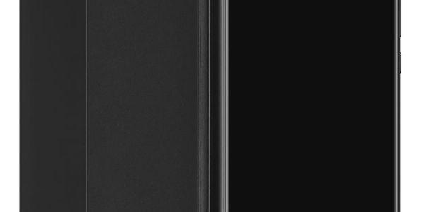 Pouzdro na mobil flipové Huawei Original Smart View pro P20 (51992399) černé5