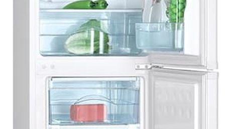 Chladnička s mrazničkou Goddess RCD0145GW8 bílá + DOPRAVA ZDARMA
