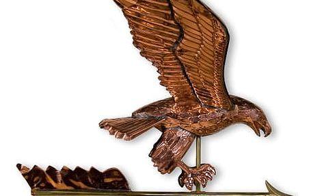 Tuin 1311 Dekorativní měděná korouhvička orel
