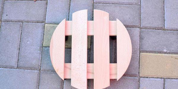 Tradgard 6940 Pojízdný podstavec pod květináč 30cm2