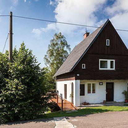 Morava: pobyt v rekreačním středisku na 3-4 dny až pro 8 osob