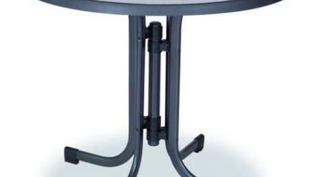 DAJAR PIZZARA 6564 Kovový stůl ø 85 cm