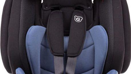 G-MINI Autosedačka Tutus 123 (9-36 kg), Steel blue