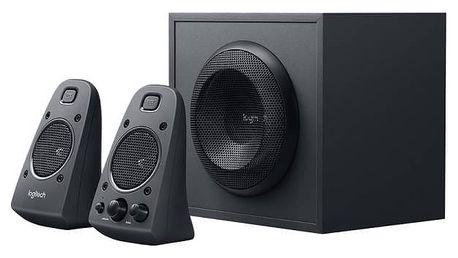 Logitech Z625 THX (980-001256) černé