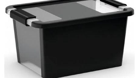 Kis Bi Box L - černý, 40l