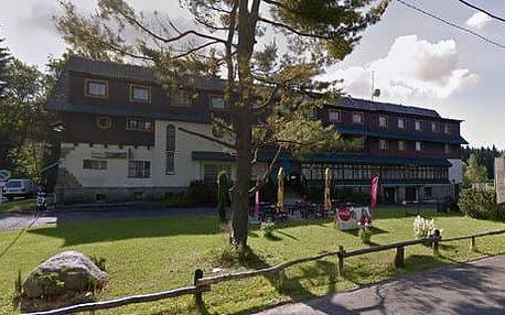 Last minute pobyt v hotelu Maxov v Jizerských horách. Pobyt v sauně jako dárek!
