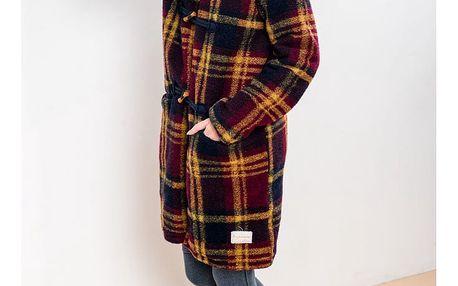 Kabát Lull Loungewear Checkered, vel. XL