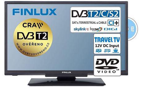 Televize Finlux 20FDMB4760 černá