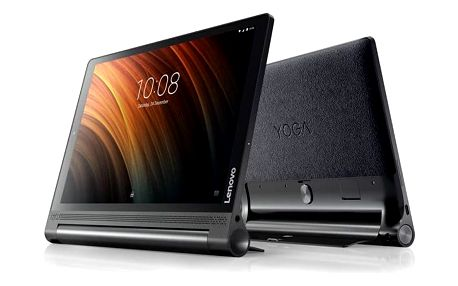 Lenovo Yoga Tablet 3 Plus LTE (ZA1R0055CZ) černý