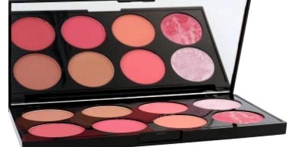 Makeup Revolution London Blush Palette 13 g tvářenka pro ženy Sugar And Spice