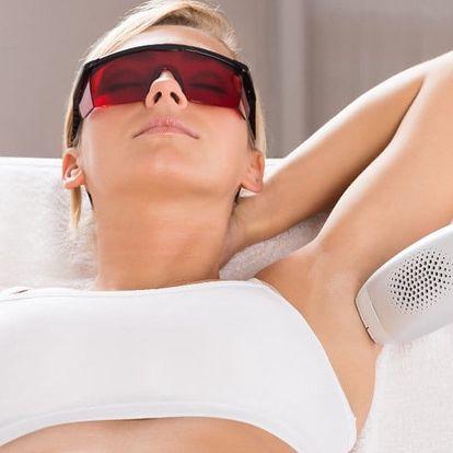 Zbavte se chloupků laserovou epilací