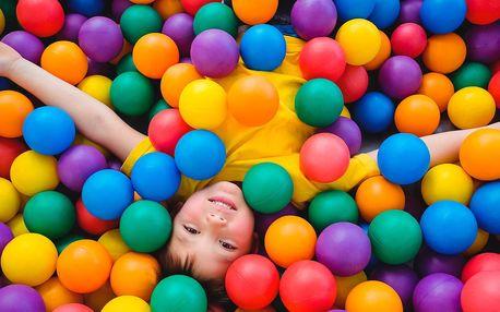 Odpoledne v Cirkusu - zábavné dětské herně