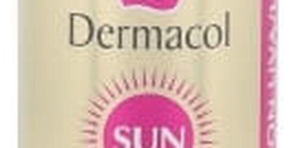 Dermacol Sun SPF50 50 ml opalovací přípravek na obličej voděodolná pro ženy