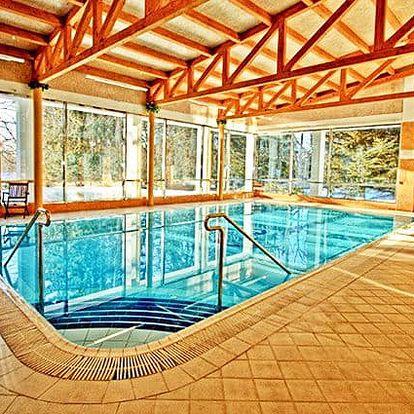 3–4denní wellness pobyt pro 2 s procedurami v Mariánských Lázních v hotelu Krakonoš***