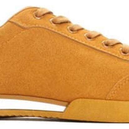 Dámské žluté tenisky Meg 8397