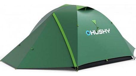 Husky Outdoor Burton 2-3 zelený