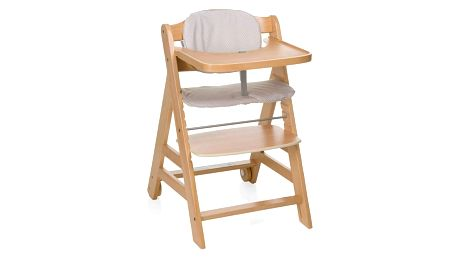HAUCK Jídelní židlička Beta+B natural 2018