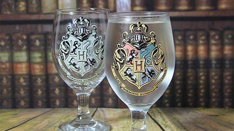 Měnící sklenička Harry Potter