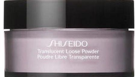 Shiseido Translucent Loose Powder 18 g pudr pro ženy
