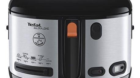 Fritéza Tefal Filtra One Inox FF175D71 nerez