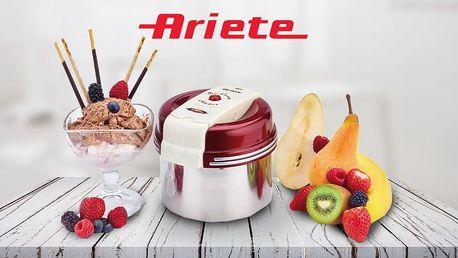 Zmrzlinovač, drtič ledu nebo frapovač Ariete
