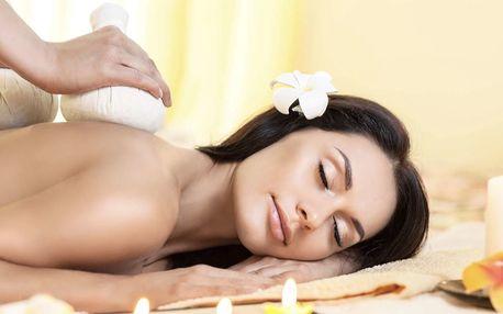 Chvilka klidu pro vaše tělo na thajské masáži
