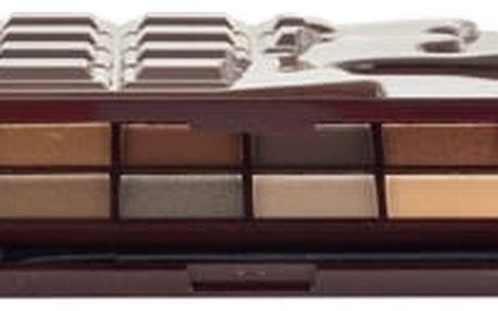 Makeup Revolution London I Heart Makeup Death By Chocolate Palette 22 g oční stín pro ženy