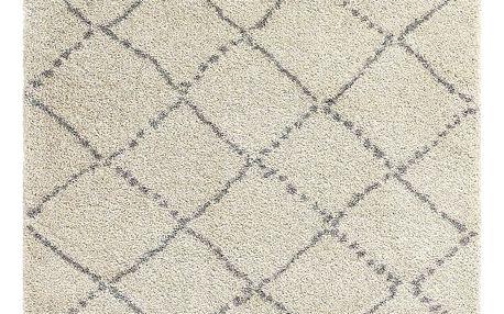 Krémovo-šedý koberec Think Rugs Royal Normandic Cream, 160x230cm