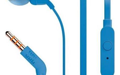 JBL T110 (6925281918940) modrá