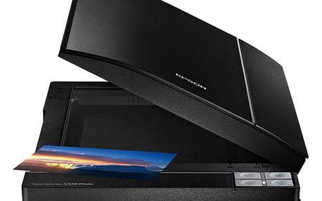 Skener Epson Perfection V370 Photo černý (USB 2.0, A4) (B11B207313)