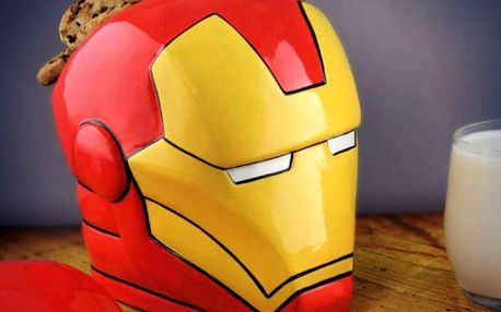 Dóza na sladkosti Iron Man