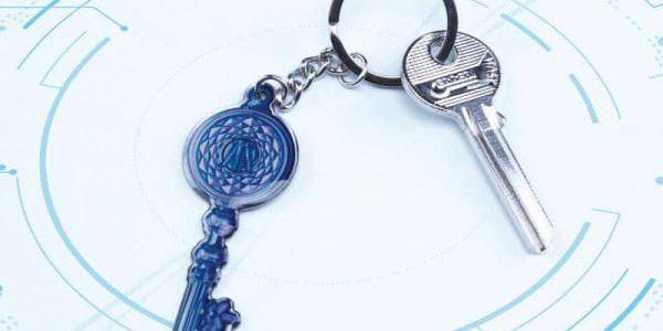 Klíčenka Křišťálový klíč Ready Player One