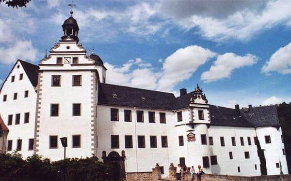 Celodenní zájezd pro 1 za hrady a zámky v německém Sasku