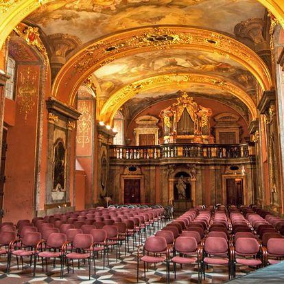 Smetana, Dvořák a Vivaldi v kapli Klementina