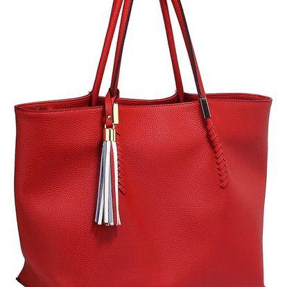 Dámská červená kabelka Esther 271