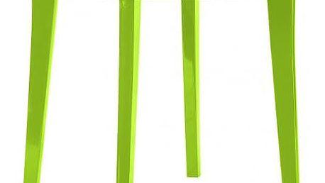 Allibert LISA 35573 Plastový kulatý stůl - light green