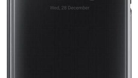 Pouzdro na mobil flipové Samsung Clear View pro Galaxy A5 2017 (EF-ZA520C) černé (EF-ZA520CBEGWW)
