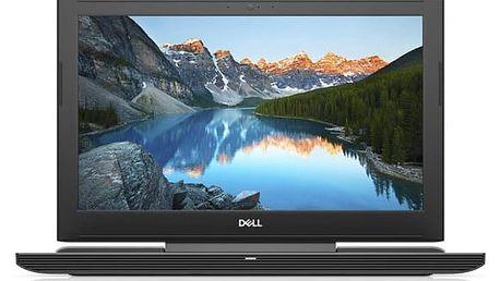 Notebook Dell 15 7000 Gaming (7577) (N-7577-N2-511K) černý Software F-Secure SAFE, 3 zařízení / 6 měsíců + Monitorovací software Pinya Guard - licence na 6 měsíců v hodnotě 1 178 Kč + DOPRAVA ZDARMA