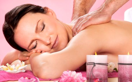 Dopolední hodinová masáž dle výběru z 5 druhů