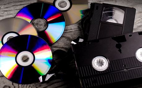 Digitalizace záznamu: Převod VHS kazet na DVD