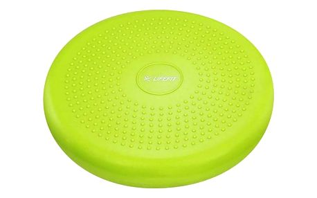 LIFEFIT BALANCE CUSHION 33cm zelený