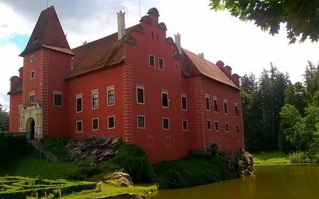 2–3 noci s polopenzí v penzionu v jižních Čechách