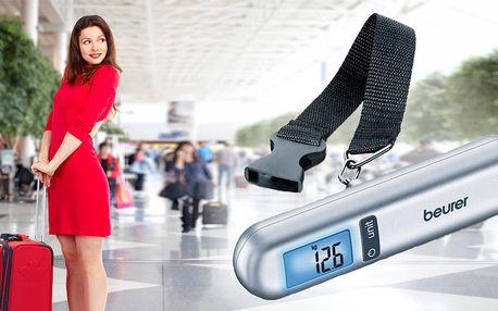 Váha na kufry s maximální nosností 40 kg